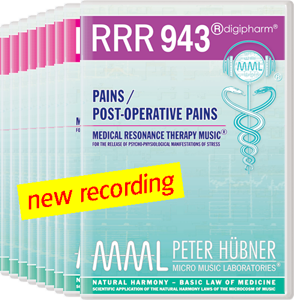 Medical Resonance Therapy Music - Pains / Post-Operative Pains