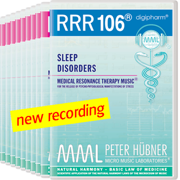 Medical Resonance Therapy Music - Sleep Disorders