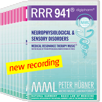 Medical Resonance Therapy Music - Neurophysiological Disorders